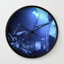 Hippie Sabotage Live in LA Wall Clock