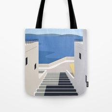 Summer Steps Tote Bag