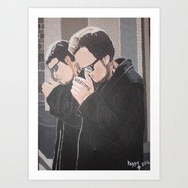 Boondock Saints Art Print