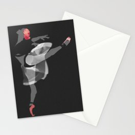 Suspended Movement II Stationery Cards