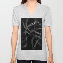 Crystal Strings 2 Unisex V-Neck