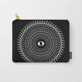 Music mandala no 2 - inverted Carry-All Pouch