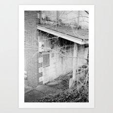 Alabama #2 Art Print