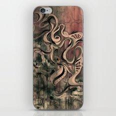 Tempest III (sandstorm) iPhone & iPod Skin
