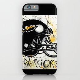 Tuscola Warriors (Kibler Original) iPhone Case
