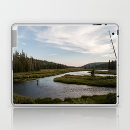 Yellowstone Fly Fishing Laptop & iPad Skin