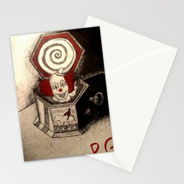 The Conjuring Music Box Stationery Cards