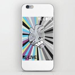 re-love iPhone Skin