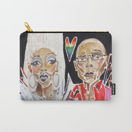 Ru Paul Carry-All Pouch