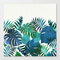 My Tropical Garden 18 Canvas Print