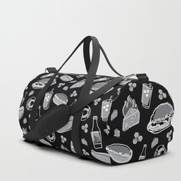 Skyline Chili Pattern Night Duffle Bag