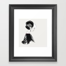 Jolene Framed Art Print