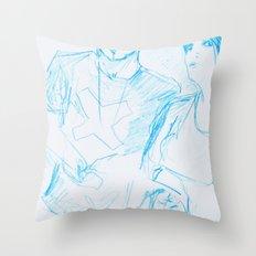 212 Throw Pillow