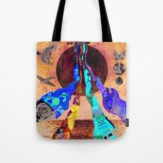 Luna Marina Tote Bag