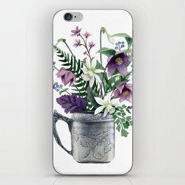Butterfly Bouquet iPhone Skin