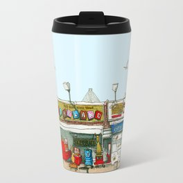 Coney Island Travel Mug