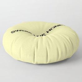 sweet like honey Floor Pillow