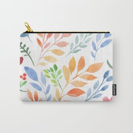 Sweet Flowers Carry-All Pouch