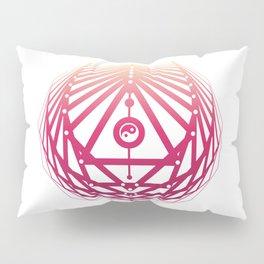 Radiant Abundance (white-sunrise) Pillow Sham