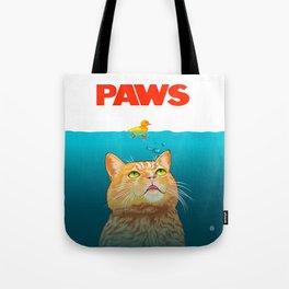 Paws! Tote Bag