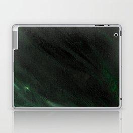 Black & Green Laptop & iPad Skin