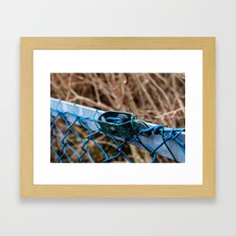 unterwegs_1607 Framed Art Print