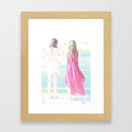 Adventure Friends  Framed Art Print