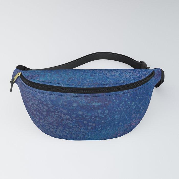 Blue-ish Fanny Pack
