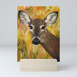 Deer Spirit Mini Art Print