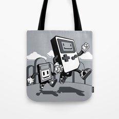Handheld Mono Tote Bag