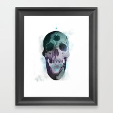 Ājňā - The Summoning Framed Art Print