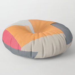 On the hook Floor Pillow