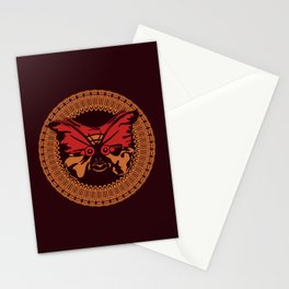Puppet Butterfly Stationery Cards