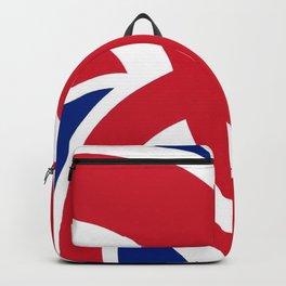 Flag of UK 16- London,united kingdom,england,english,british,great britain,Glasgow,scotland,wales Backpack