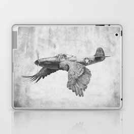 In which it's a bird. It's a plane. Laptop & iPad Skin