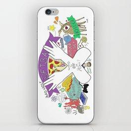 Nerdfighteria iPhone Skin