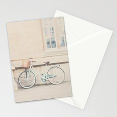 the perfect way to travel ...  Stationery Cards