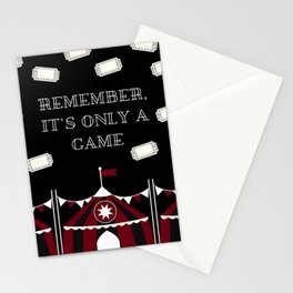 Caraval - 2 Stationery Cards