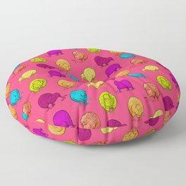 Hungry Kiwis – Juicy Palette Floor Pillow