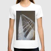 piano T-shirts featuring Piano by JSwartzArt