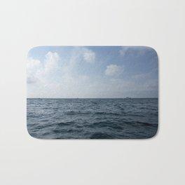 ocean blues Bath Mat