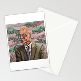 Octavio Boubion, with dots Stationery Cards