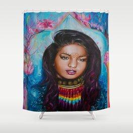 Devendra Shower Curtain