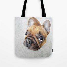 Cute french bulldog Tote Bag