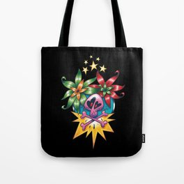 Tatouage de Mégane Tote Bag