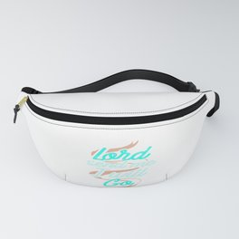Missionary Lord Send Me I Will Go Christian Missions Fanny Pack