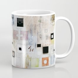 Fading Scapes: Making Marks Coffee Mug