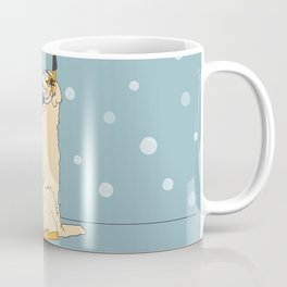 Scuba Dog Coffee Mug