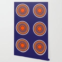 Bloom Mandala Wallpaper