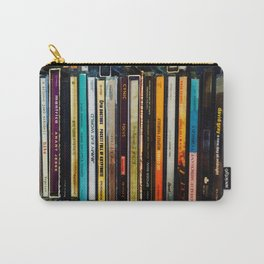 Music Cds Carry-All Pouch